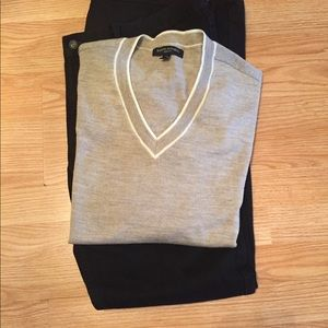 Soft merino blend sweater  . Never worn .